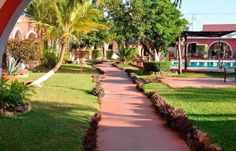 Hotel Hacienda Inn Aeropuerto - Hotel - 9