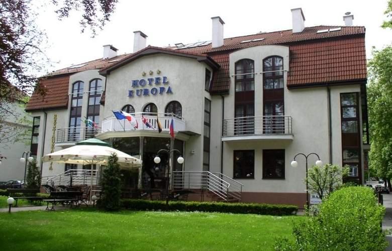 Hotel Europa Sopot - Hotel - 0