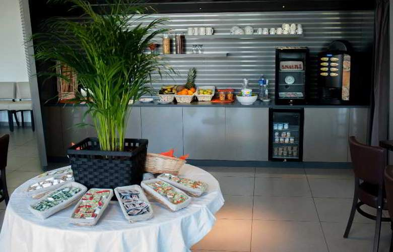 Mer et Golf Appart-Hotel Bordeaux Lac - Bruges - Restaurant - 47