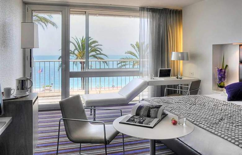 Mercure Nice Promenade des Anglais - Hotel - 13