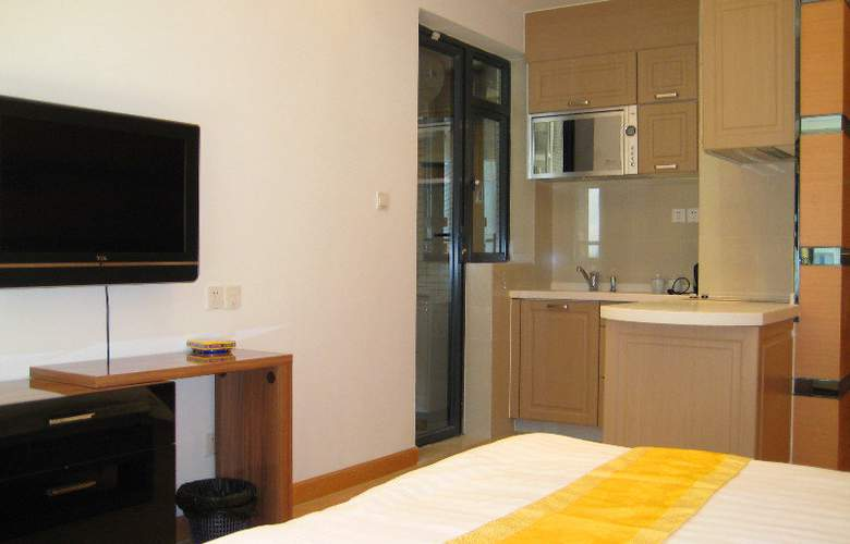She&He Hotel Apartment-Huifeng - Room - 5