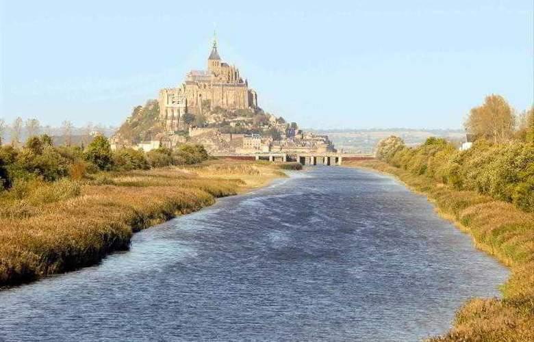 Mercure Mont Saint Michel - Hotel - 10
