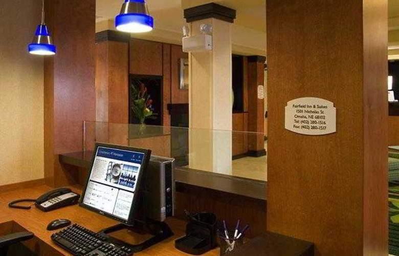 Fairfield Inn suites Omaha Downtown - Hotel - 7