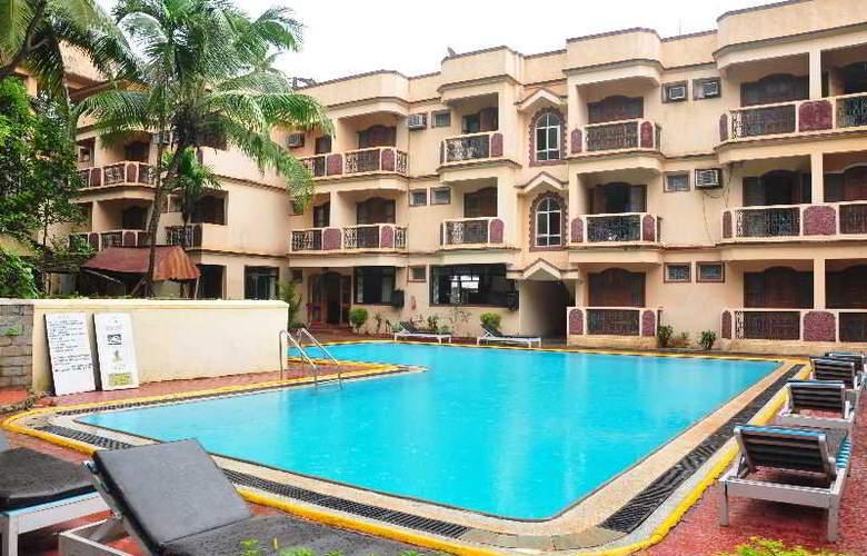 Abalone Resorts - Pool - 7