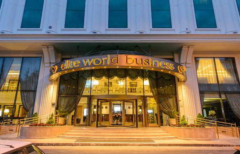 Elite World Business - Hotel - 0