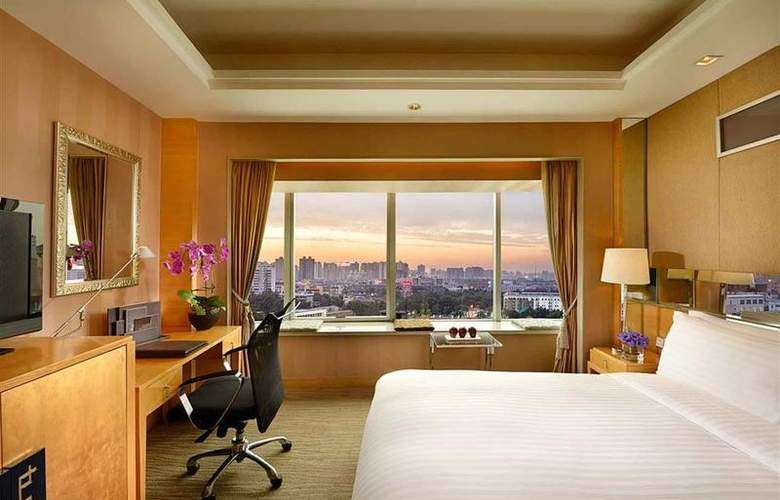 Sofitel Xian On Renmin Square - Room - 10