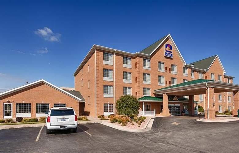 Best Western Executive Inn & Suites - Hotel - 81