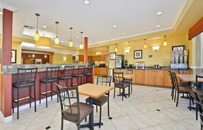 Best Western Greenspoint Inn and Suites - Restaurant - 153