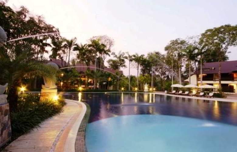 Mida Resort Kanchanaburi - Pool - 6