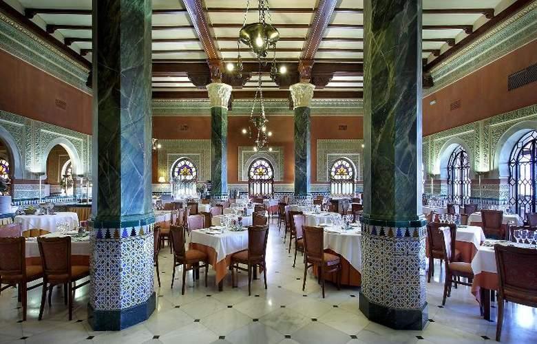 Alhambra Palace - Restaurant - 15