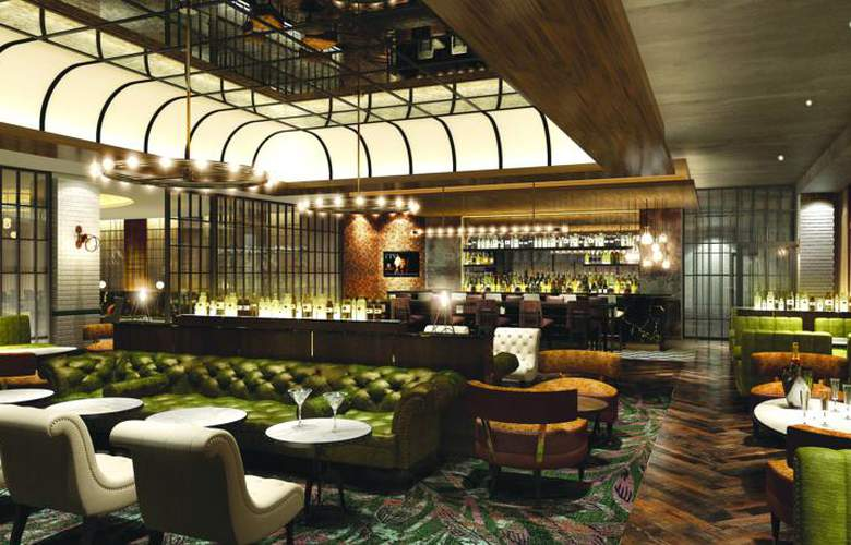 Hilton London Bankside - Bar - 5