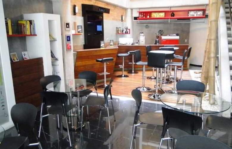 Estelar Apartamentos Aeropuerto Bogotá - Restaurant - 19