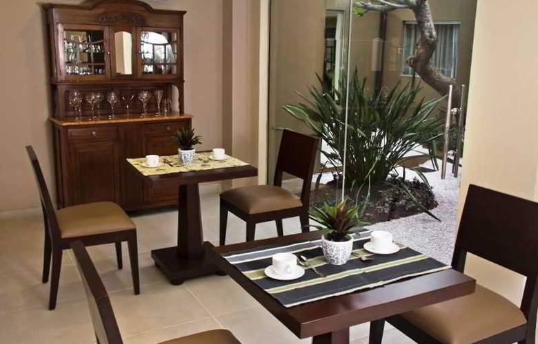 Faro Norte Suites - Restaurant - 2