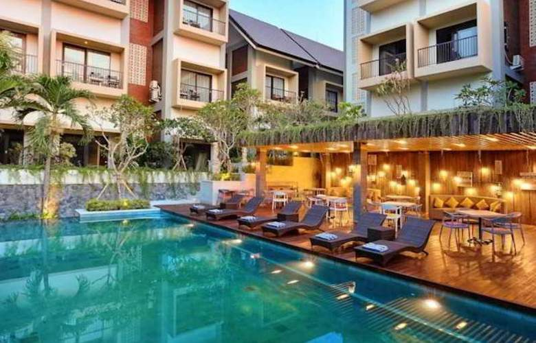 Pandawa All Suite Hotel - Pool - 9