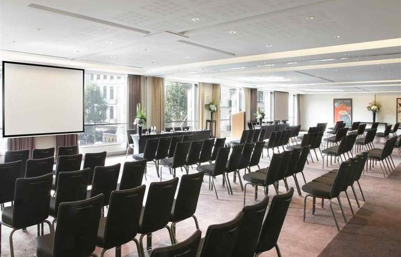 Sofitel Brussels Europe - Conference - 124