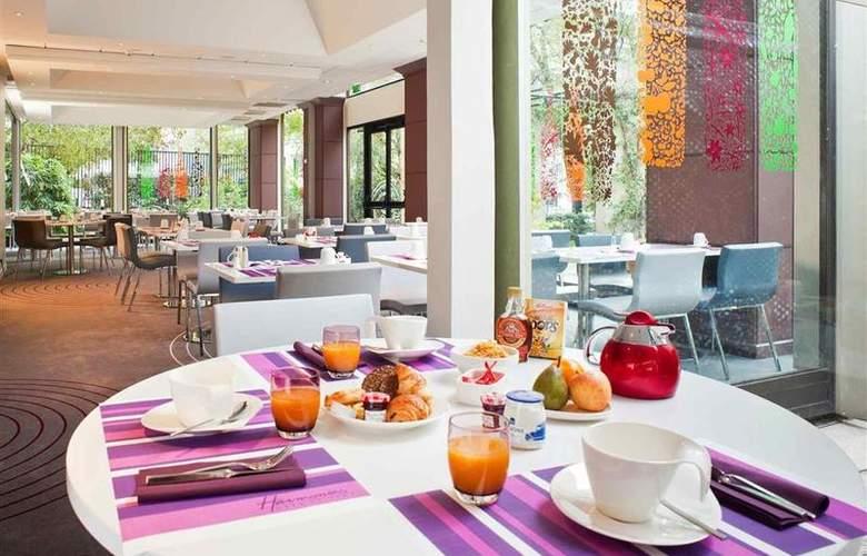 Mercure Paris Centre Tour Eiffel - Restaurant - 60