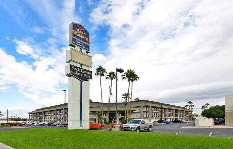 Best Western Phoenix I-17 Metrocenter Inn - Hotel - 2