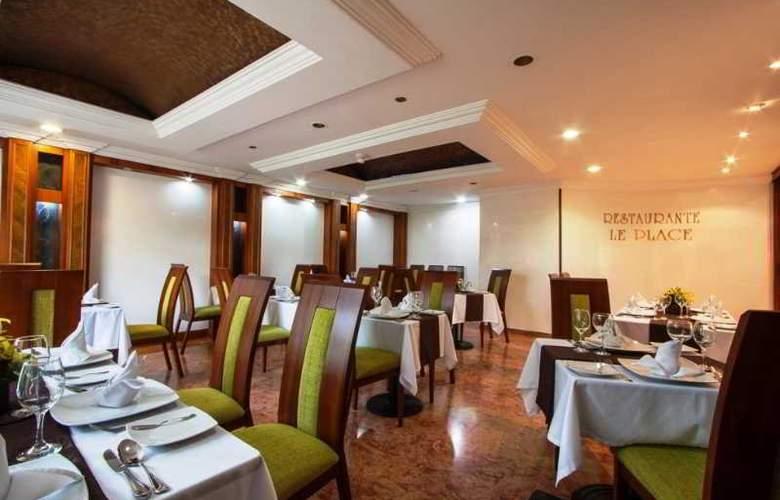Andes Plaza - Restaurant - 15