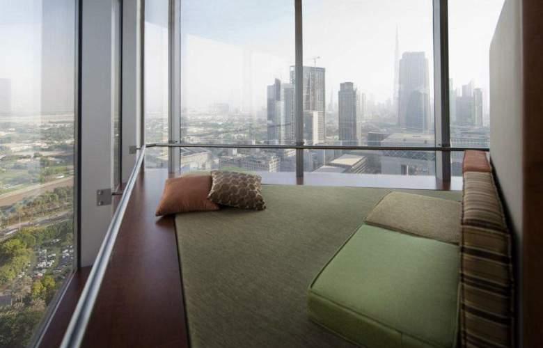 Jumeirah Emirates Towers - Room - 15