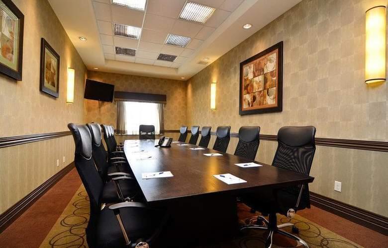Best Western Freeport Inn & Suites - Conference - 69