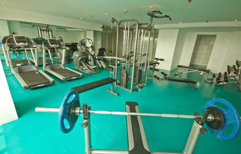 KL Tower Serviced Residences - Sport - 3
