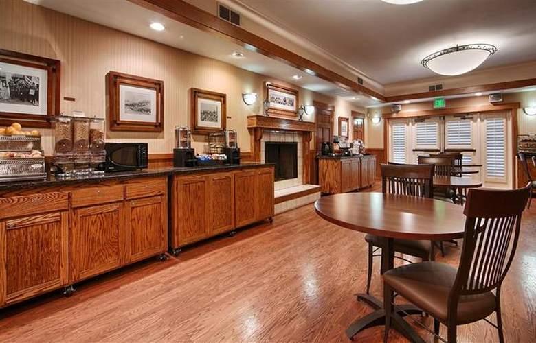 Best Western Sonoma Valley Inn & Krug Event Center - Restaurant - 114