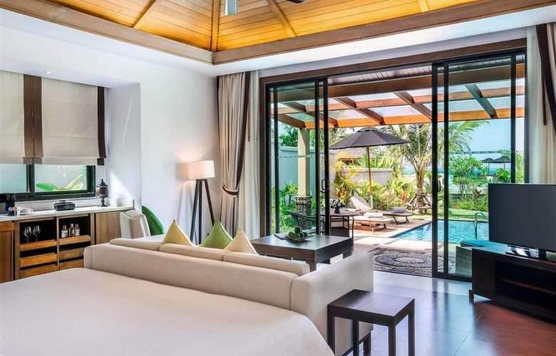 Le Meridien Khao Lak Beach and Spa Resort - Room - 58