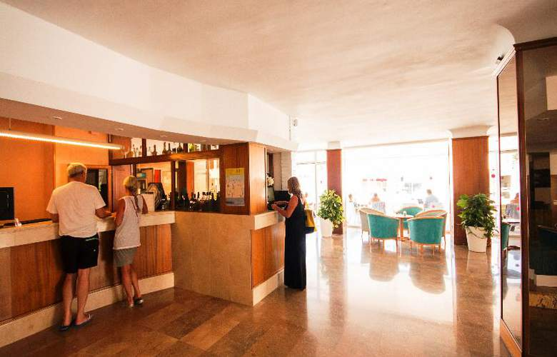 Miraflores Amic Hotel - General - 8