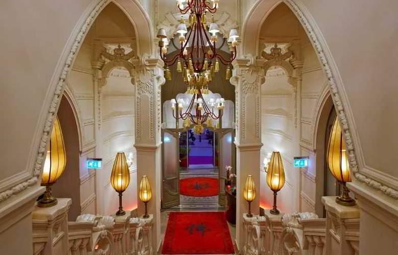 Buddha-Bar Hotel Budapest Klotild Palace - Restaurant - 4