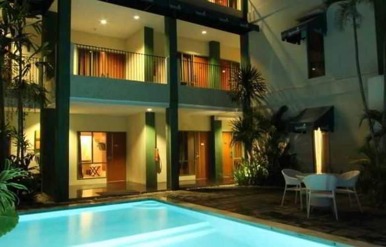 Spazzio Hotel Bali - Hotel - 9