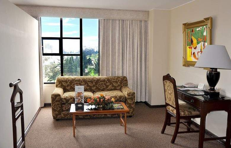 Best Western Plaza - Room - 57