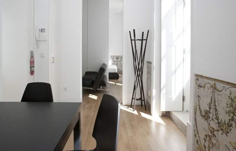 Lisbon Serviced Apartments - Baixa - Room - 13