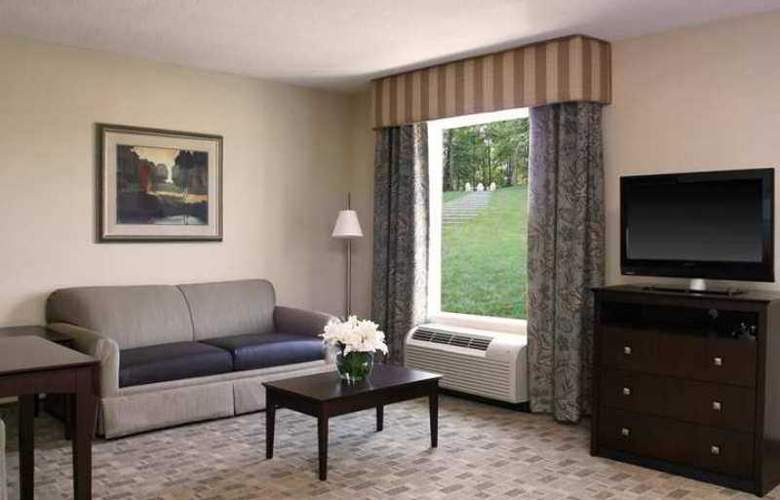 Hampton Inn & Suites Atlanta - I-285 & Camp Creek - Hotel - 2