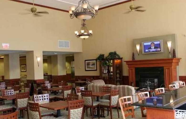 Hampton Inn & Suites Newark-Harrison-Riverwalk - Hotel - 10