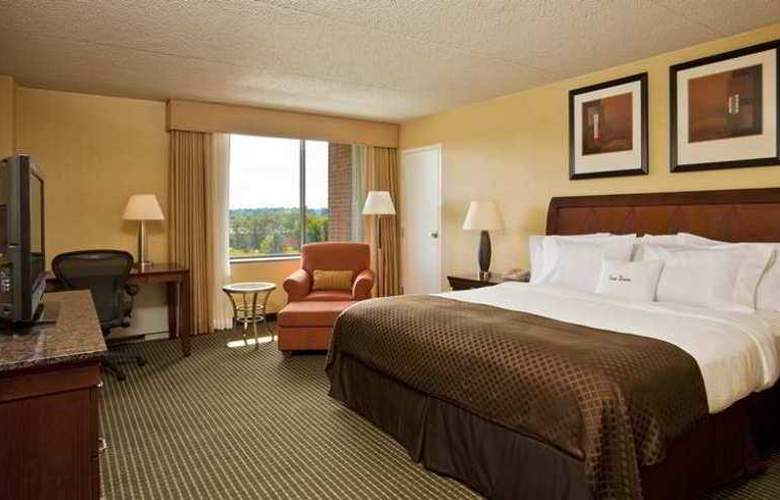 DoubleTree by Hilton Hotel Syracuse - Hotel - 7