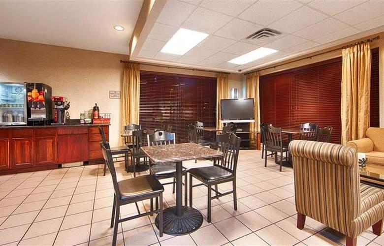Best Western Executive Inn - Restaurant - 68
