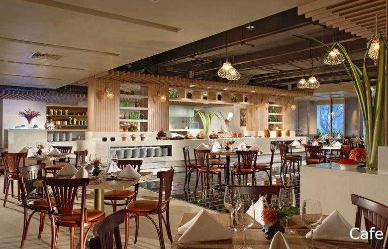 Parkroyal on Kitchener Road - Restaurant - 10