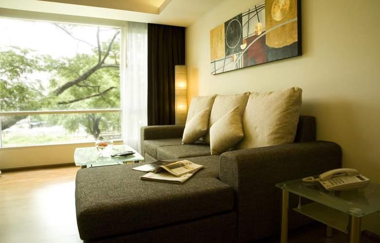 Golden Pearl Residences - Room - 1