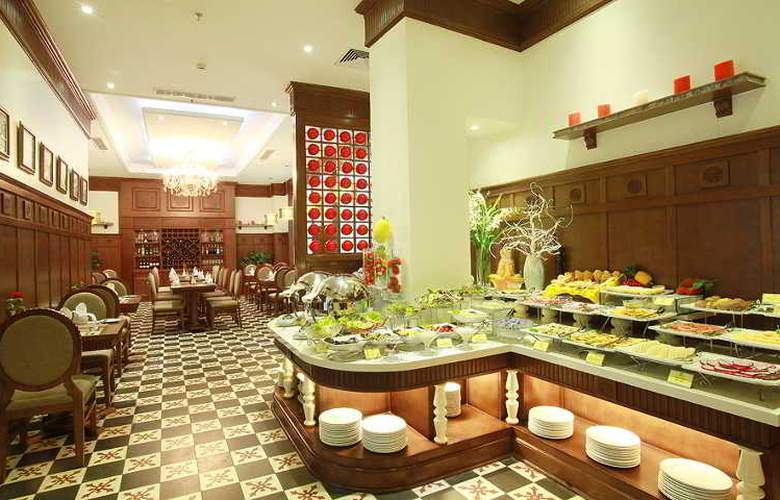 Hanoi Pearl Hotel - Restaurant - 9
