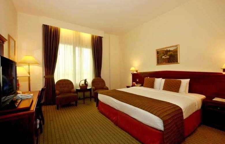 Howard Johnson Hotel Bur Dubai - Room - 6