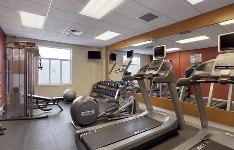Hilton Garden Inn West Edmonton - Sport - 7