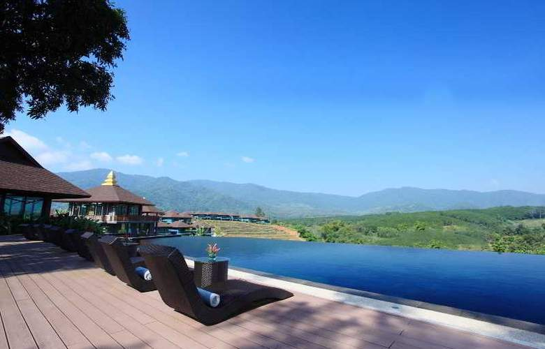 A Star Phulare Valley Resort Chiang Rai - Pool - 3
