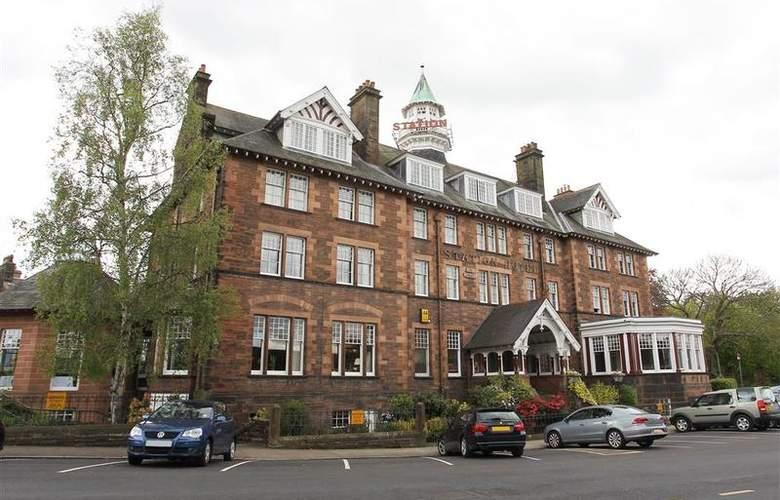 Best Western Station - Hotel - 114