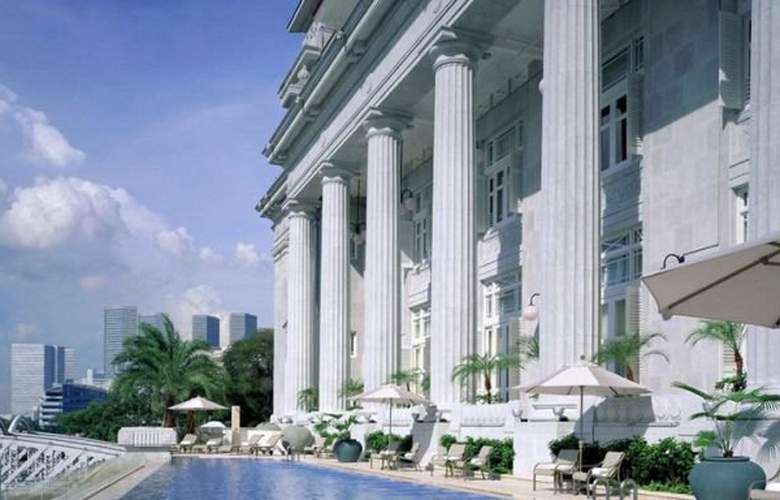 The Fullerton Singapore - Pool - 3