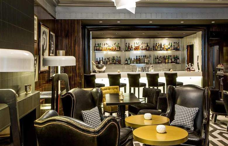 Sofitel Paris Le Faubourg - Bar - 84