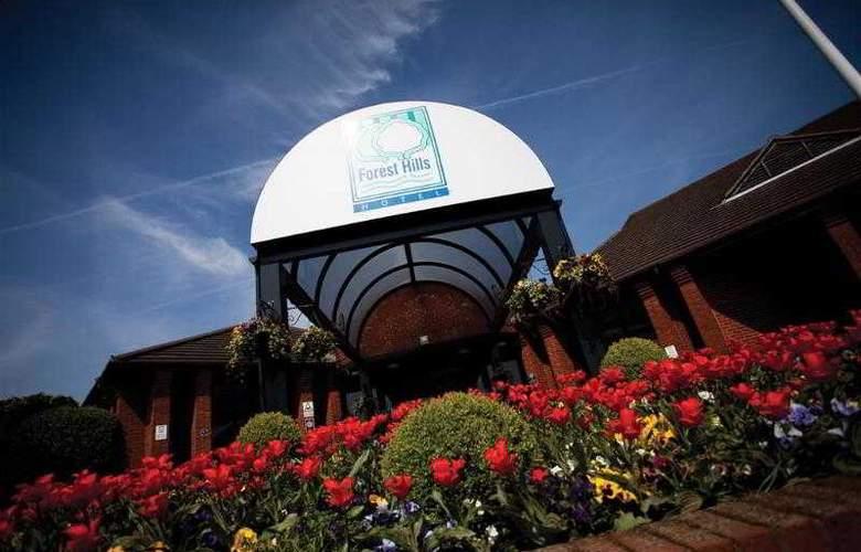 Best Western Forest Hills Hotel - Hotel - 284