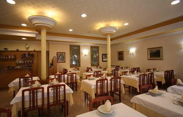Hotel Catalunya - Restaurant - 0