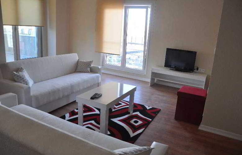 Avm Apart Hotel - Room - 2