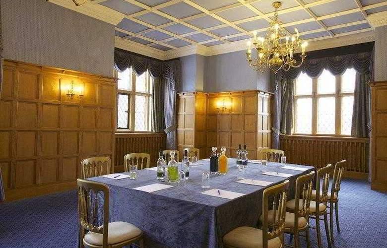 Best Western Salford Hall - Hotel - 18