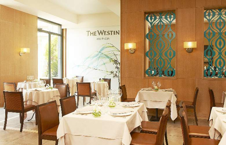 The Westin Valencia - Restaurant - 4